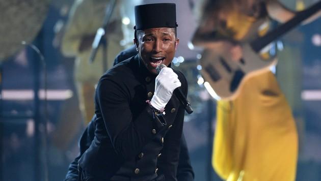 Pharrell Williams (Bild: John Shearer/Invision/AP)