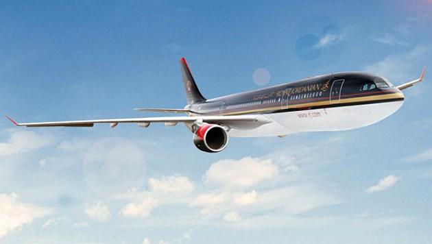 (Bild: Royal Jordanian Airlines (Symbolbild))