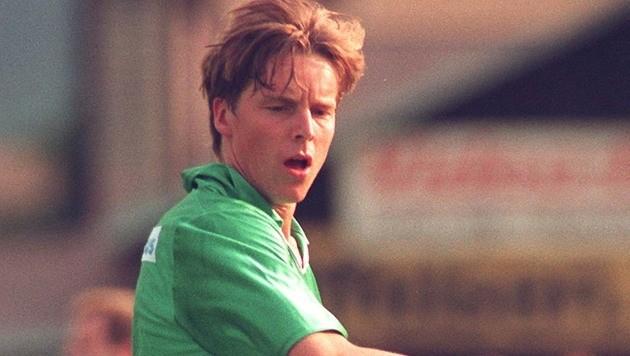 Jan Age Fjörtoft: Publikumsliebling bei Rapid in den 1990ern - der Verein ging fast bankrott.