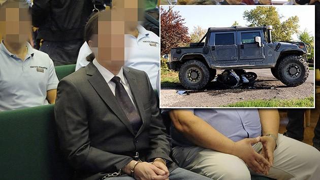 Der verurteilte 36-Jährige soll in Haft Selbstmord begangen haben.