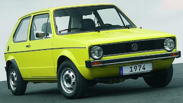 VW Golf (Bild: VW)