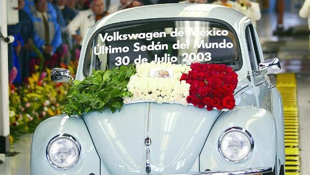 VW Käfer (Bild: VW)