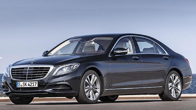 Mercedes S-Klasse (Bild: Daimler)