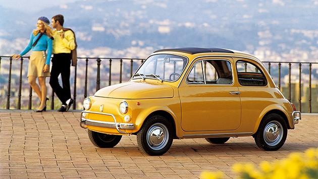 Fiat 500 (Bild: Fiat)