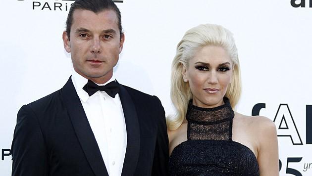 Gavin Rossdale und Gwen Stefani werden sich in Zukunft wohl in Acht nehmen müssen. (Bild: IAN LANGSDON/EPA/picturedesk.com)
