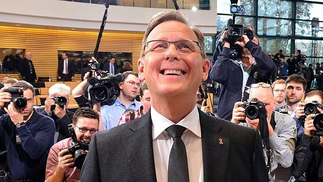 Bodo Ramelow (Bild: APA/EPA/MARTIN SCHUTT)
