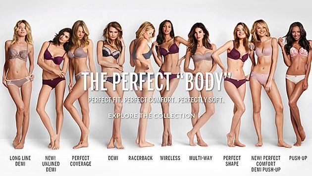 Diese Kampagne von Victoria's Secret löste Protest aus. (Bild: Victoria's Secret)