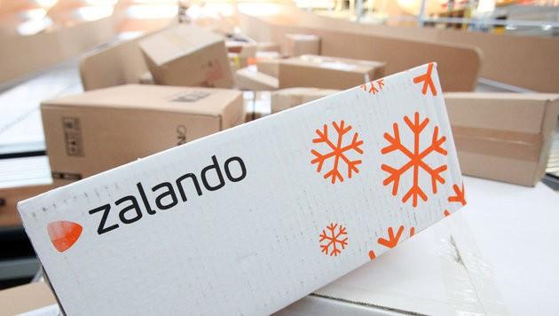 Zalando (Bild: APA/dpa/Bodo Marks)
