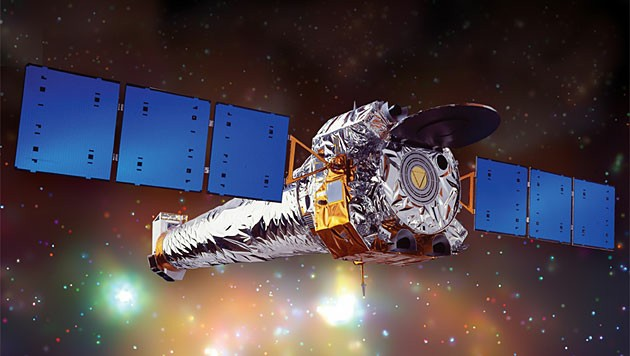 "Das NASA-Röntgenobservatorium ""Chandra"""