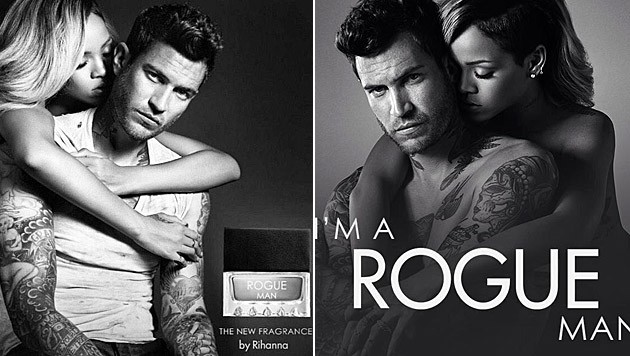 Ihren ersten Herrenduft will Rihanna mit einer sexy Kampagne an den Mann kriegen.