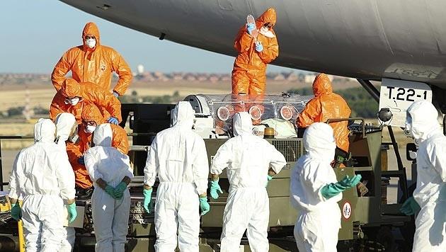 (Bild: APA/EPA/MINISTERIO DE DEFENSA/HANDOUT)