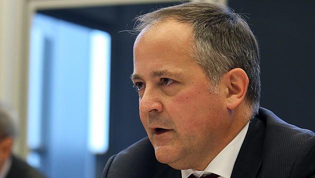 EZB-Direktor Benoit Coeure