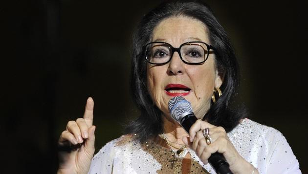 Nana Mouskouri ließ sich im Konzerthaus feiern > Musik