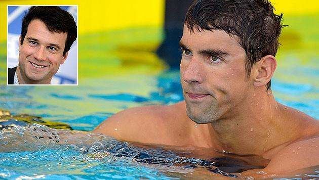 """Markus Rogan kommentiert in der """"Krone"""" die Psyche von Sport-Superstars wie Michael Phelps."""