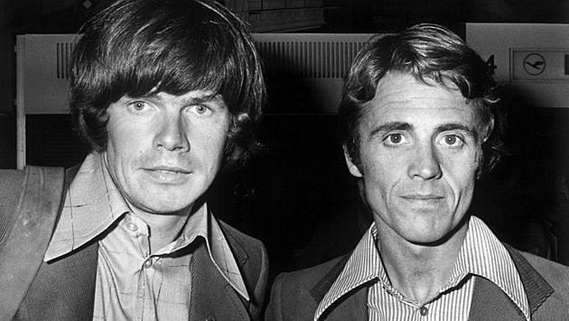 Reinhold Messner mit Peter Habeler