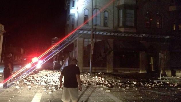Dutzende Verletzte Bei Erdbeben Nahe San Francisco Kroneat