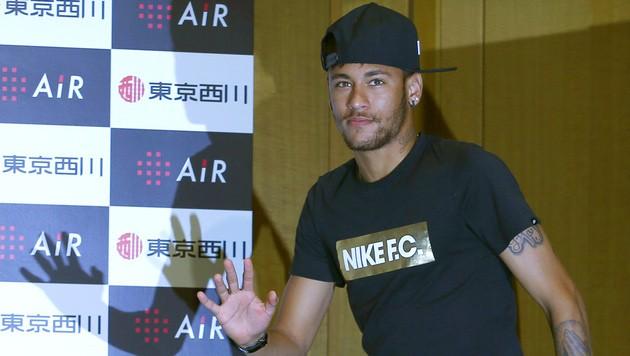 0d21707c1f3d Barcelona mit Heilungsverlauf bei Neymar zufrieden