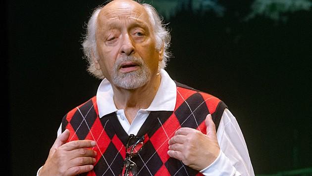 Der deutsche Komiker und Schauspieler Karl Dall ist im Alter von 79 Jahren gestorben. (Bild: APA/dpa/Markus Scholz)