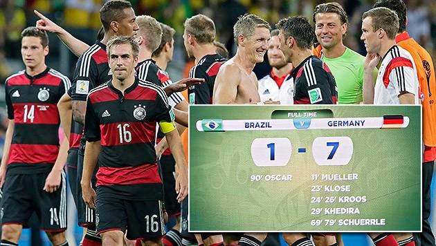 Internationale Presse Feiert Deutschlands Triumph Krone At
