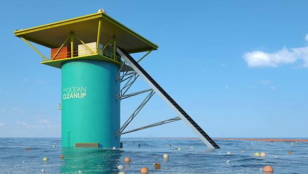 (Bild: The Ocean Cleanup)