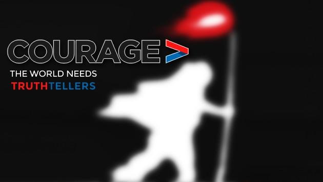 (Bild: courage.org, krone.at-Grafik)