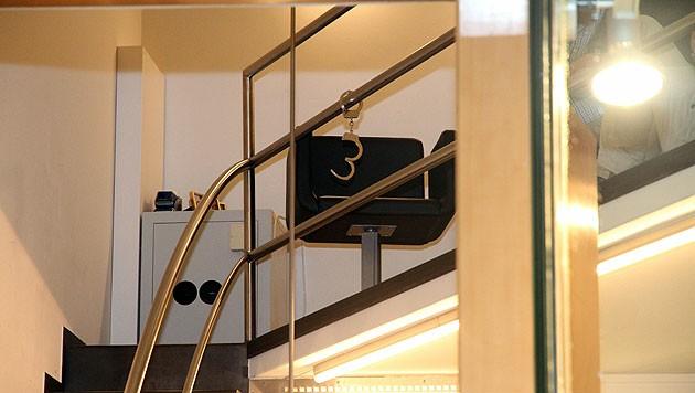 Raubüberfall auf den Juwelier Haban in der Wiener Innenstadt (Bild: Andi Schiel)