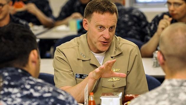 (Bild: APA/EPA/United States Navy/Gary Nichols)