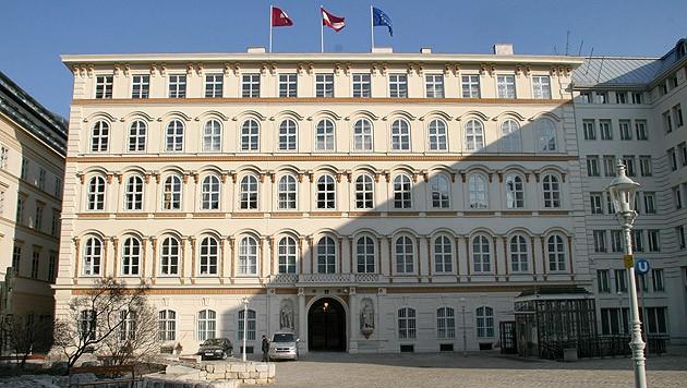 Das Außenministerium in Wien möchte mit Teheran in Kontakt bleiben. (Bild: Gerhard Bartel)