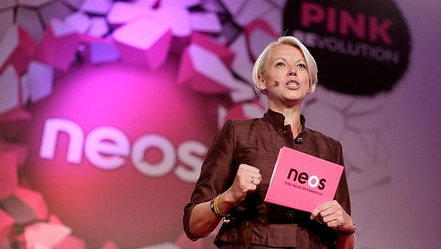 Angelika Mlinar (Bild: APA/Georg Hochmuth)