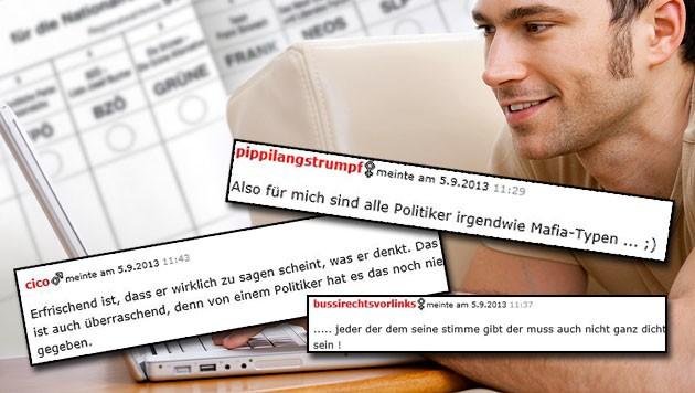 (Bild: thinkstockphotos.de, APA/GEORG HOCHMUTH krone.at-Grafik)