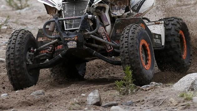 Quad Symbolbild (Bild: EPA)