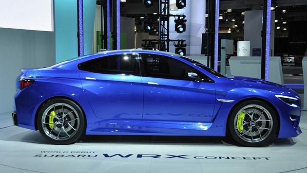 (Bild: Subaru)