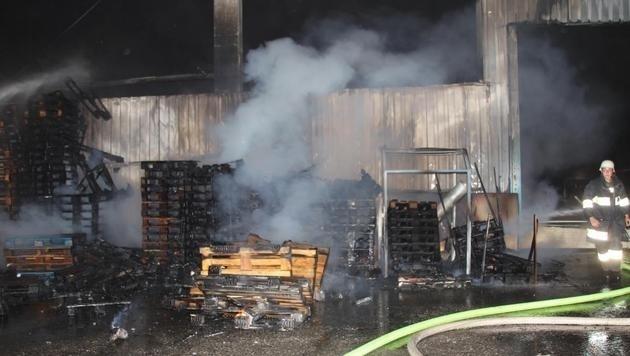 (Bild: Feuerwehr St. Veit)