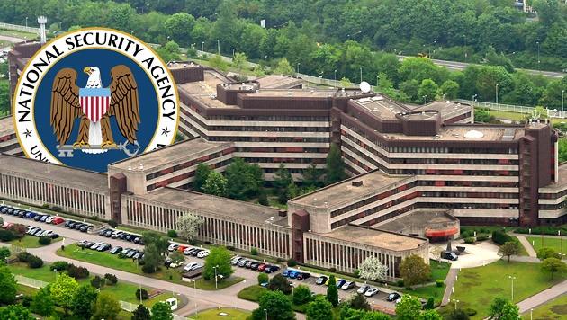 (Bild: Bundesamt für Verfassungsschutz (BfV), NSA, krone.at-Grafik)