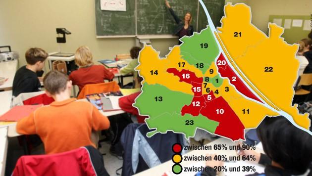 """(Bild: dpa/Bernd Weißbrod, """"Krone""""-Grafik)"""