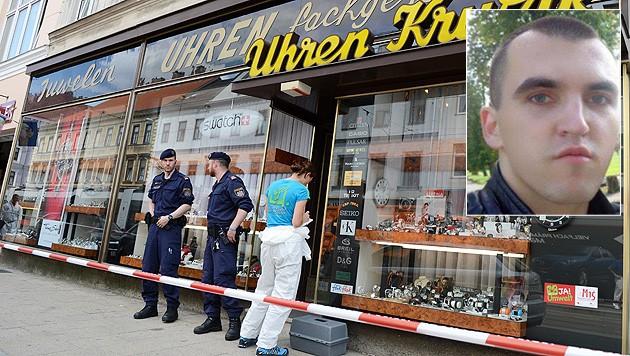 (Bild: APA/HELMUT FOHRINGER, Polizei)