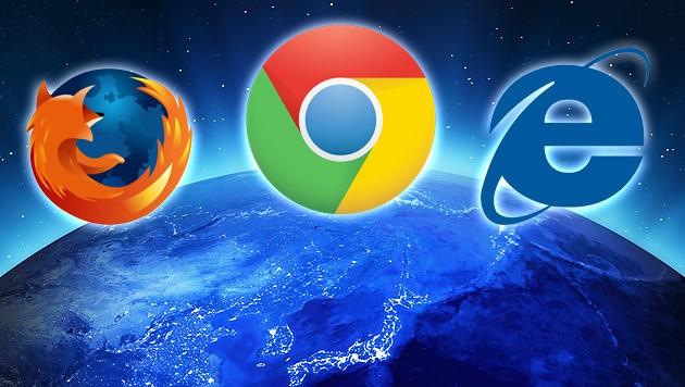 (Bild: thinkstockphotos.de, Google, Microsoft, Mozilla, krone.at-Grafik)