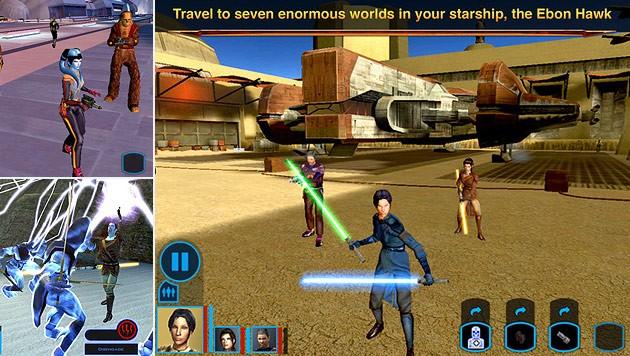 Als Smartphone-Umsetzung gibt es das Kultspiel schon länger, jetzt soll auch eine modernisierte PC-Version in Arbeit sein. (Bild: iTunes Store)