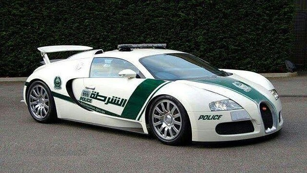 (Bild: Dubai Police Department)