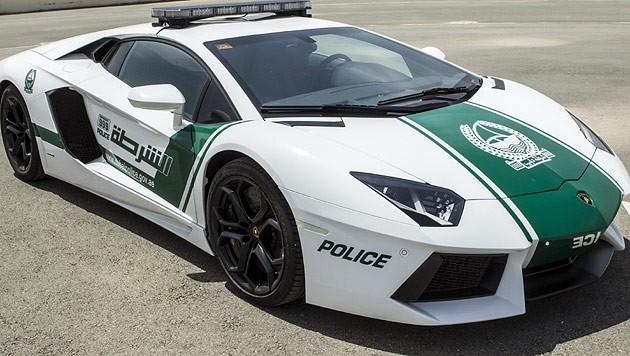 (Bild: Dubai Police HQ)