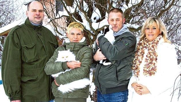 """(Bild: Tierschutzverein """"White Angel"""")"""