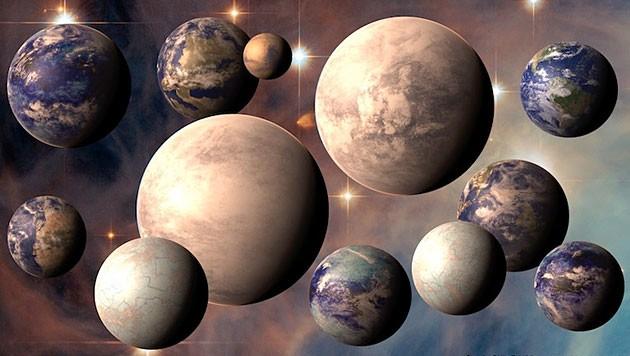 (Bild: PHL @ UPR Arecibo, ESA/Hubble, NASA)