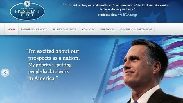 (Bild: Screenshot politicalwire.com)