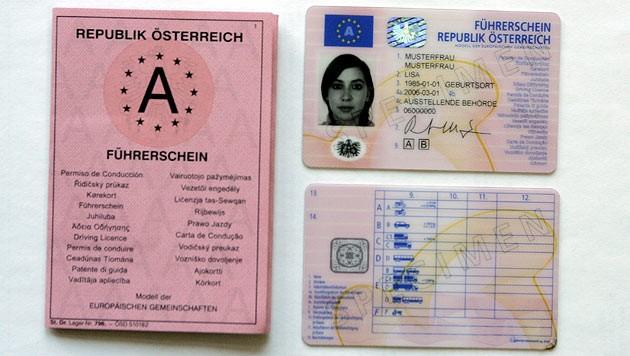 Einen Führerschein besaß der Lenker nicht. (Bild: Klemens Groh)
