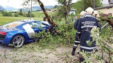 (Bild: Freiwillige Feuerwehr Abtenau)
