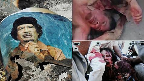 (Bild: AP, APA/AFP PHOTO/PHILIPPE DESMAZES, aljazeera.net)