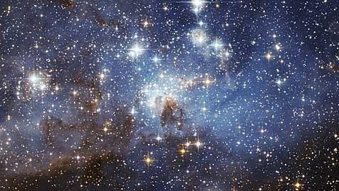 (Bild: NASA, ESA, STScI/AURA)