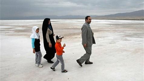 (Bild: AP/Vahid Salemi)