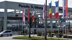 Die Porsche Holding hat ihren Sitz in Salzburg (Bild: Wolfgang Weber)